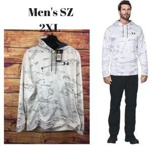 new under armour hoodie sz 2xl